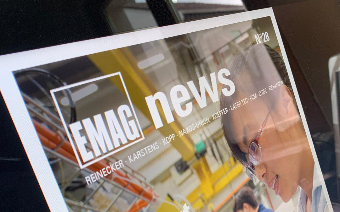 EMAG News: Baukasten-Prinzip