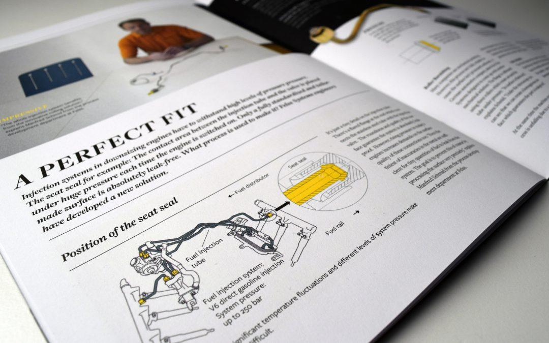 Magazine: Wie geht Blattmachen?