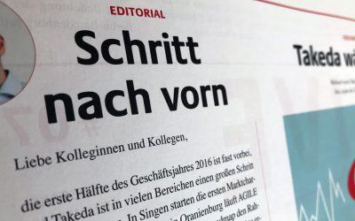 Magazine: Zielsetzung Kiosk-Niveau